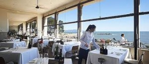 restaurante barcelona frente al mar